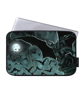 batman printed laptop sleeves